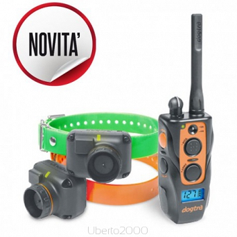 Collare beeper + add.Dogtra 2602 T&B